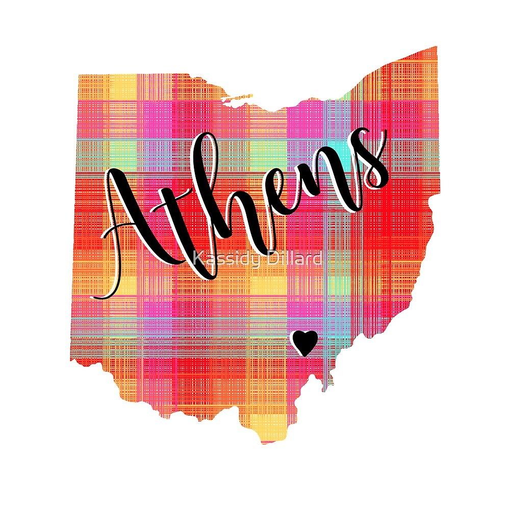 Athens, Ohio by Kassidy Dillard