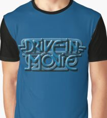 Drive In Movie Graphic T-Shirt