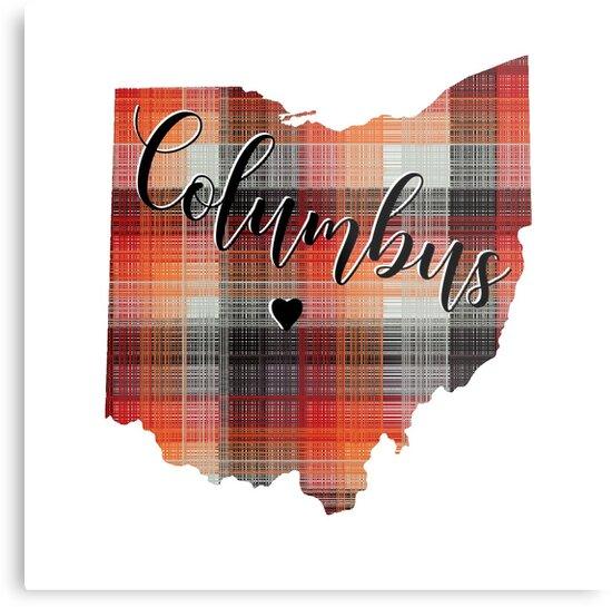 Columbus, Ohio by Kassidy Dillard