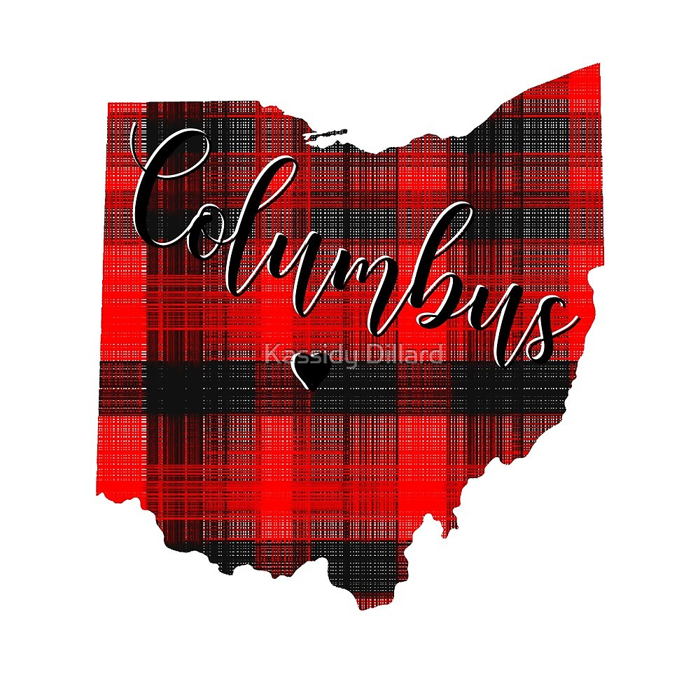 Columbus, Ohio by Kassidy Dillard