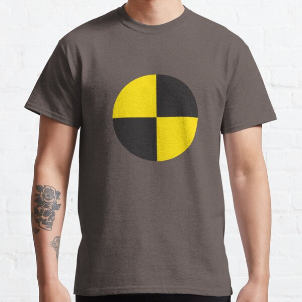 Crash Test Dummy Marker Classic T-Shirt