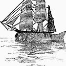 Maiden Voyage by Kenji Hasegawa