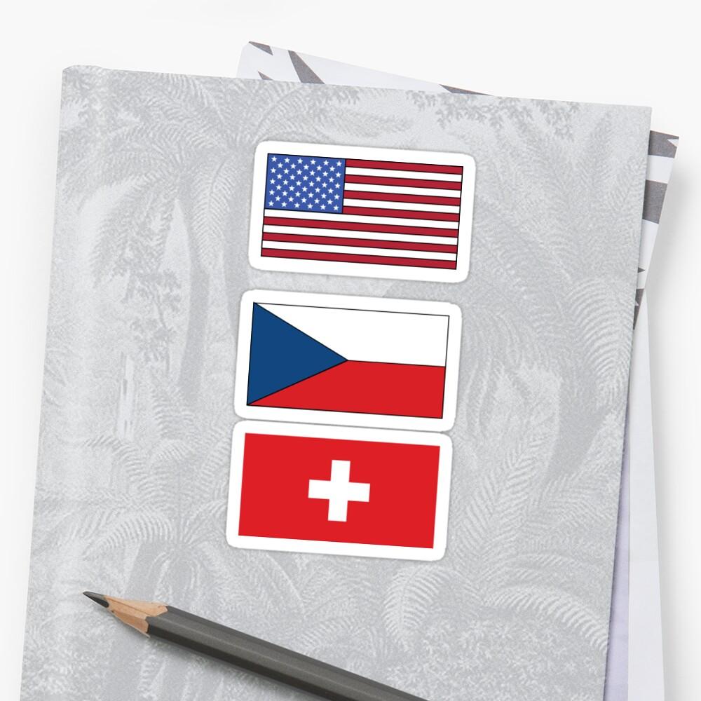 flags by Sabrinajoelle