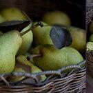 Pears by Kasia Fiszer