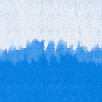 Light Blue Smear by AaronKinzer