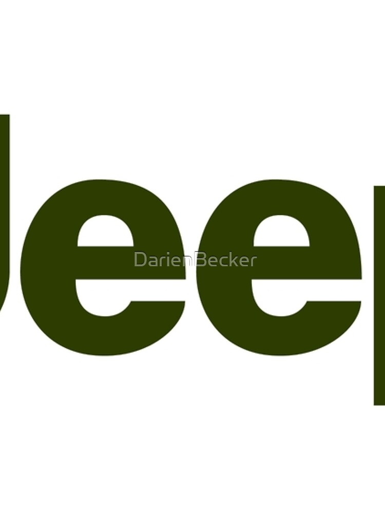 Jeep Logo by DarienBecker
