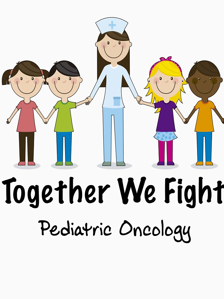 Pediatric Oncology Shirt - Pediatric Oncology Gifts - Together We Fight by Galvanized