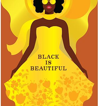 Black is beautiful Goddess by GPam