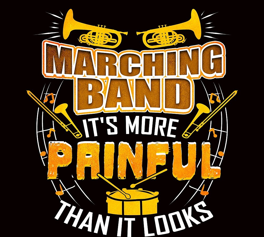 Funny Marching Band  by 4Craig