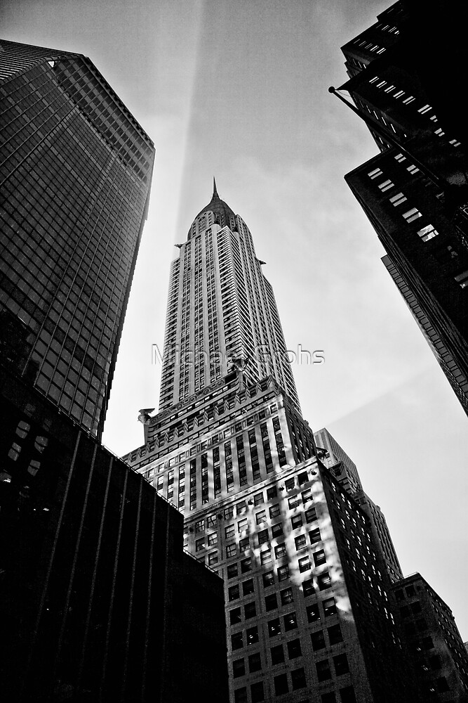 Chrysler Building by Michael Grohs