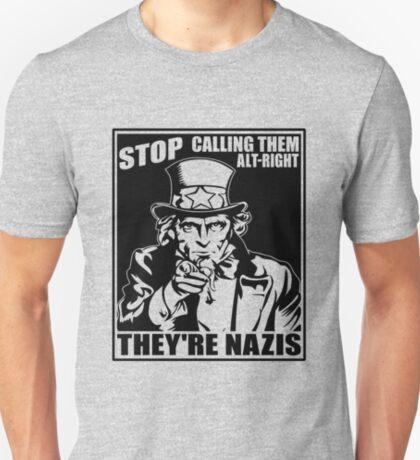Anti Alt Right T-Shirt