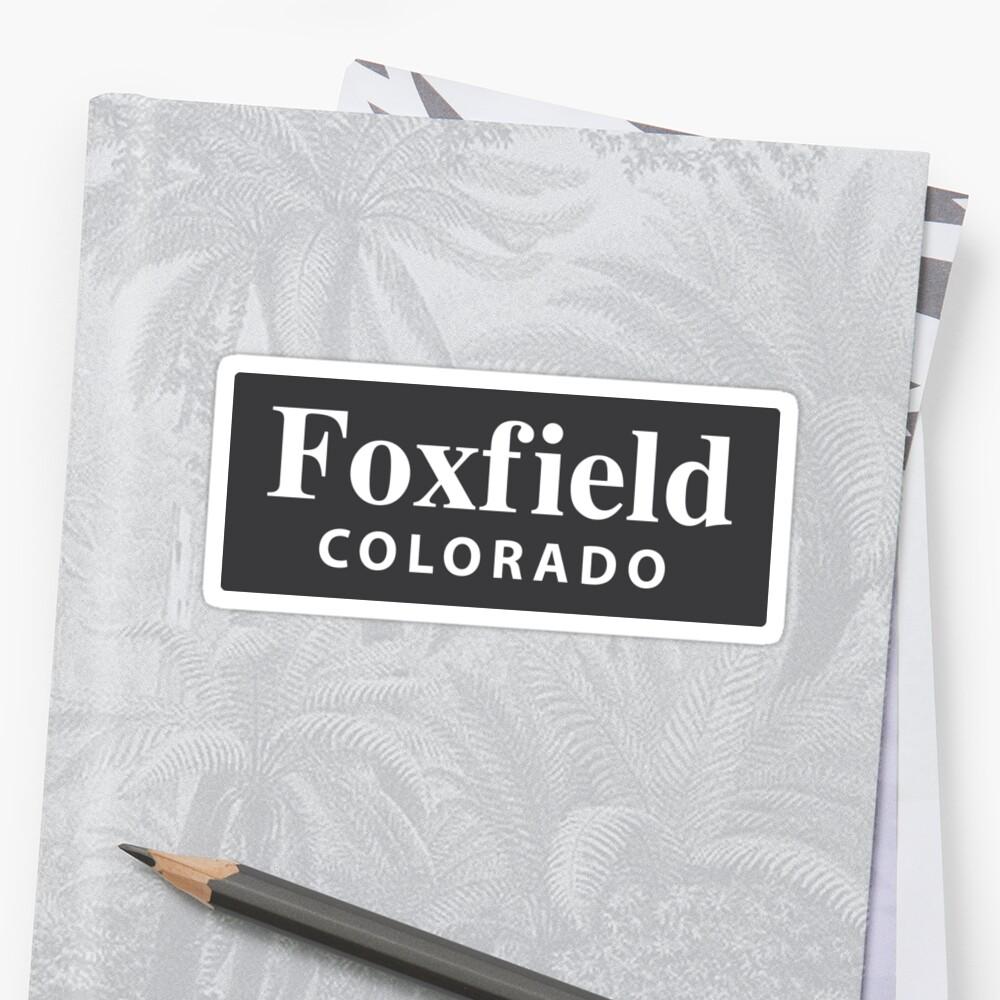 Foxfield, Colorado by EveryCityxD2