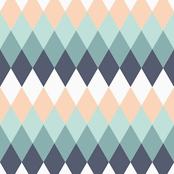 Losange Pattern by Chocodole
