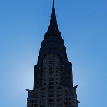 Chrysler Building NYC by LeonidasBratini