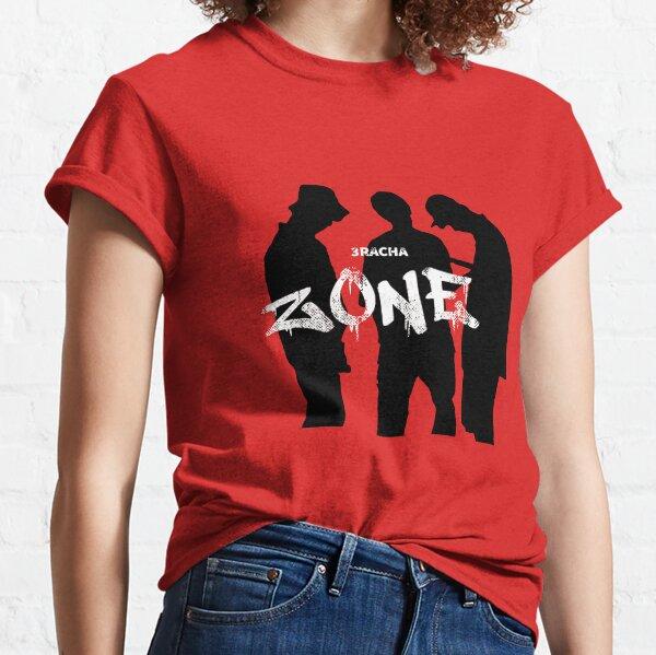 KPOP STRAY KIDS SKZ 3RACHA ZONE SONG Classic T-Shirt
