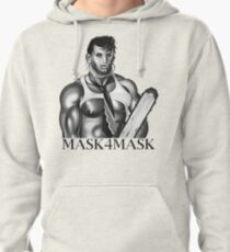 Mask4Mask Bubba Pullover Hoodie