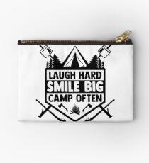 Camp Often Zipper Pouch