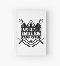 Camp Often Hardcover Journal