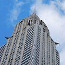 Skyscraper NYC by LeonidasBratini