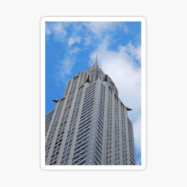 Skyscraper New York City Sticker