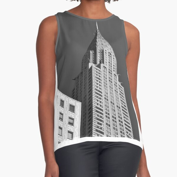 Landmark New York City Sleeveless Top