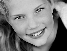 Perrin's Smile by micklyn