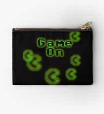 Game On Zipper Pouch