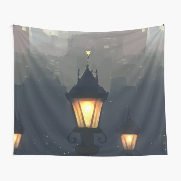fairy lights Tapestry