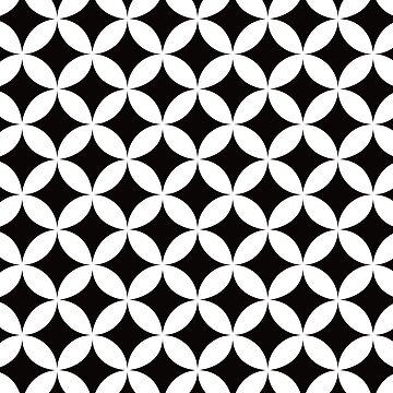 Shippo(cloisonne)Geometric Pattern by SKKSdesign