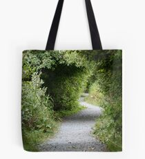 A Winding Path Tote Bag