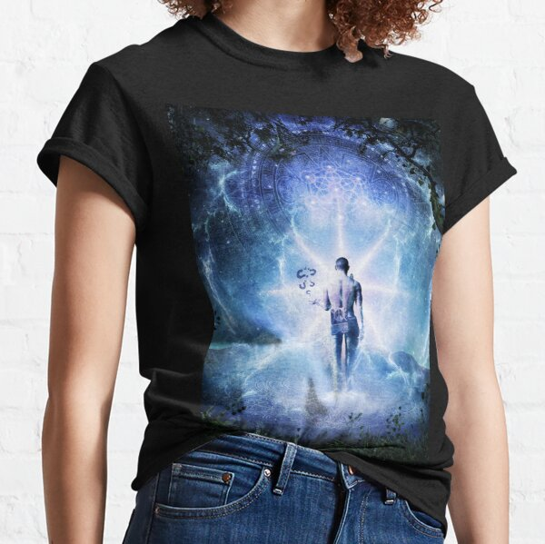 The Journey Begins Classic T-Shirt