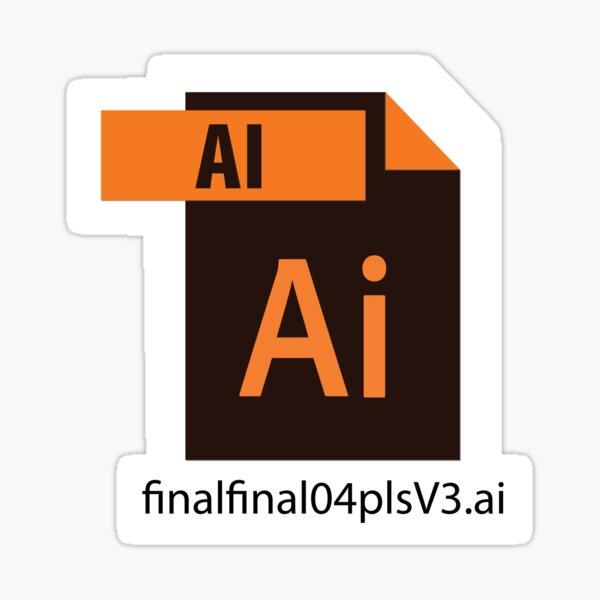 Creators Files AI Sticker