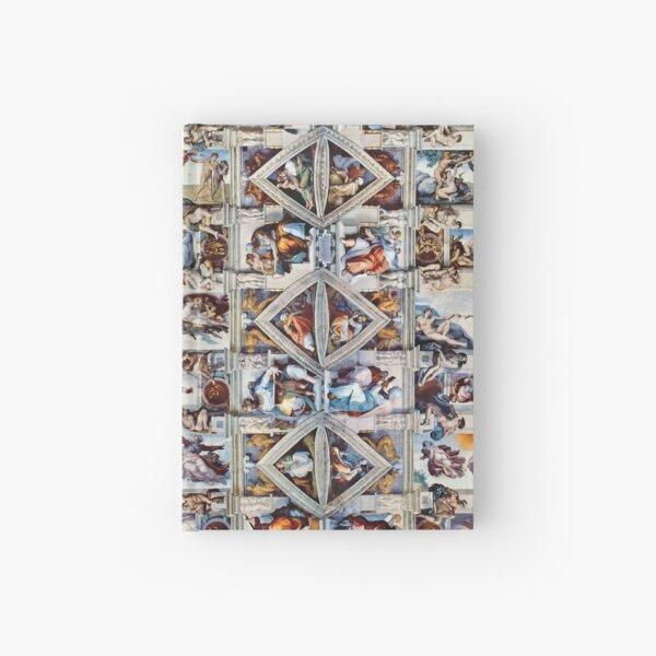Sistine Chapel Ceiling Hardcover Journal