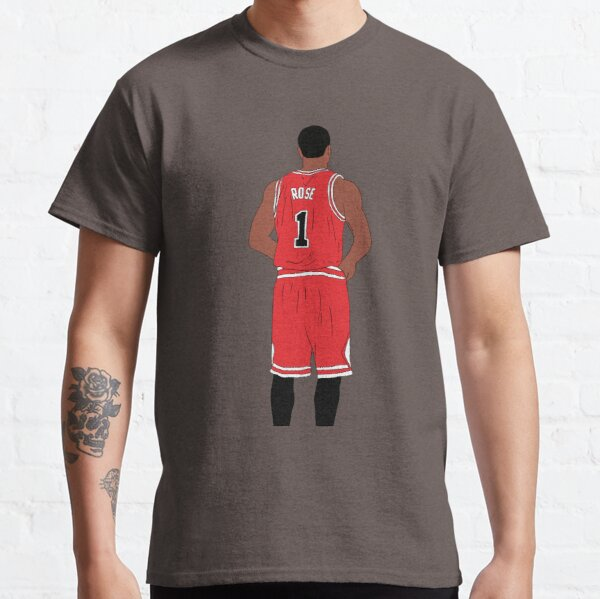 Derrick Rose Zurück zu Classic T-Shirt
