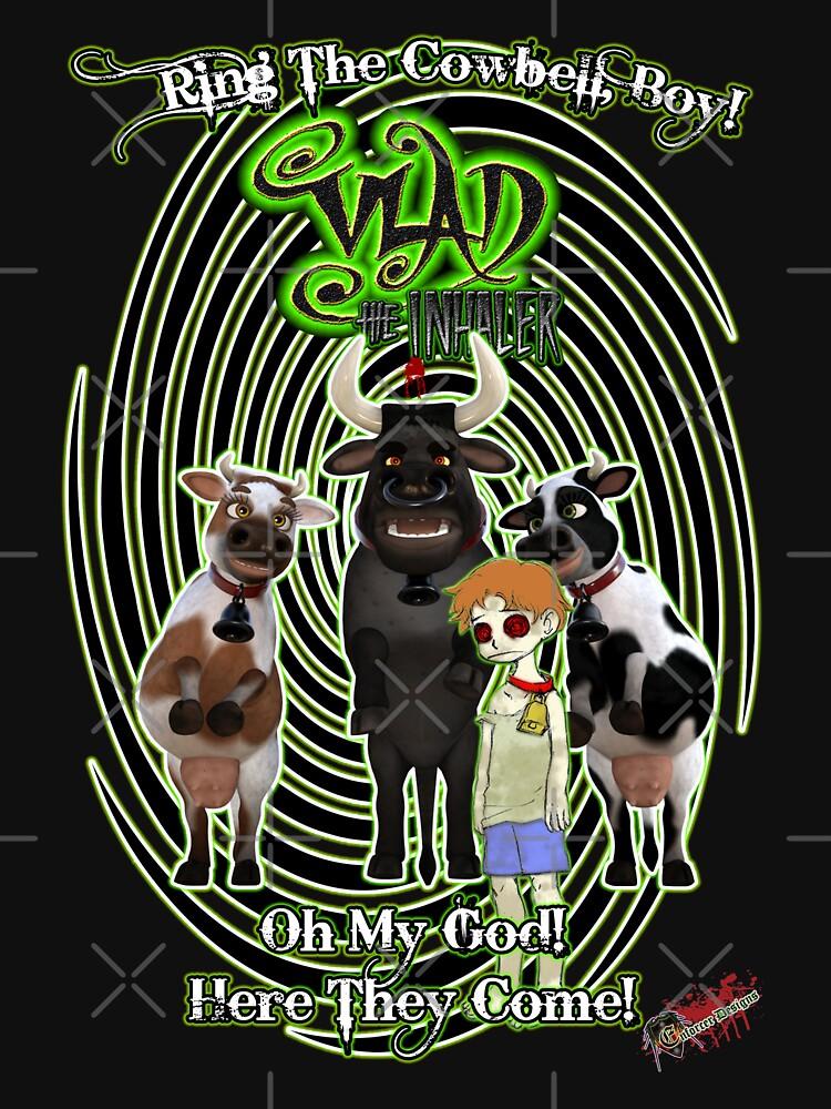 Vlad The Inhaler: Cowbells! by EnforcerDesigns