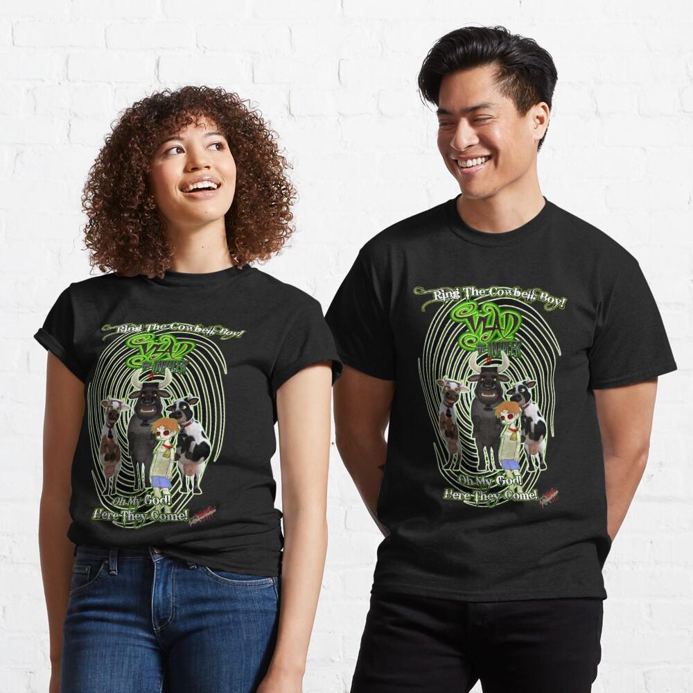 Vlad The Inhaler: Cowbells! Classic T-Shirt