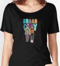 Brd ciry Women's Relaxed Fit T-Shirt