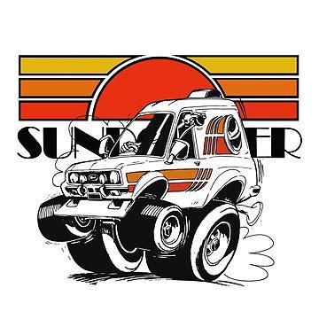 sundowner by megumogu