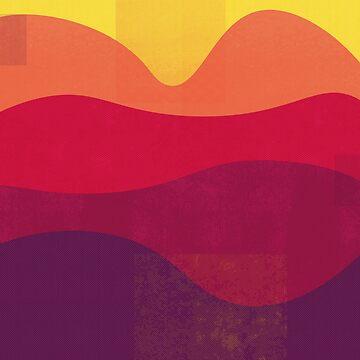 Sunshine Waves by Chocodole