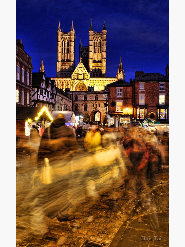 Lincoln Christmas Market by christait