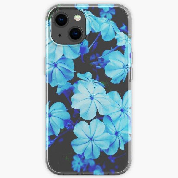 Blue Velvet iPhone Flexible Hülle