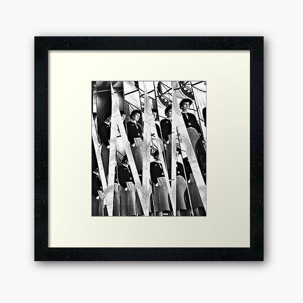 Coco Loco Framed Art Print