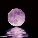 Perfect Rising of The Moon  by ChereeCheree