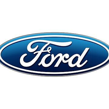 Ford Logo Team by roccoyou