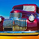 Chev Pickup by Keith Hawley