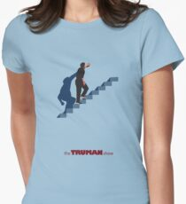 The Truman Show Women's Fitted T-Shirt