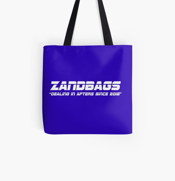Zandbags All Over Print Tote Bag