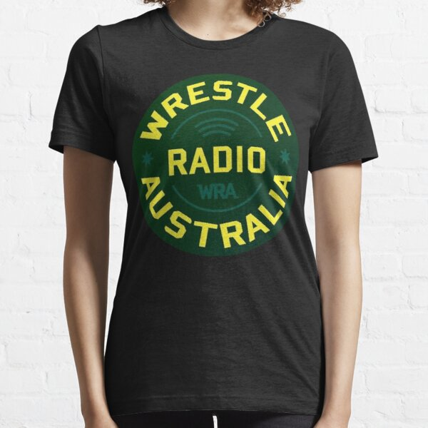 WRA Round logo Essential T-Shirt