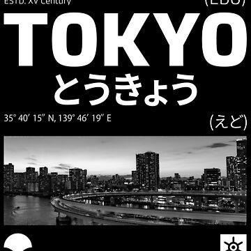 Tokyo Design by Chocodole