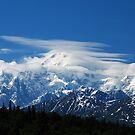 Attitudes of the Mountain ~Mount McKinley/Denali ~ ALASKA by Barbara Burkhardt